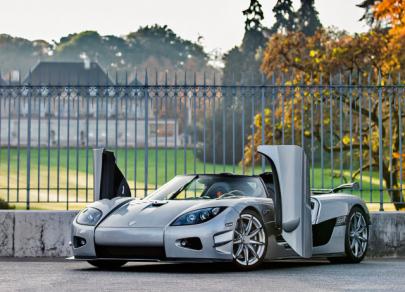 Обогнали всех: топ-5 самых дорогих автомобилей в мире