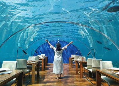 In den Urlaub eintauchen: Die 7 ungewöhnlichsten Hotels unter dem Wasser