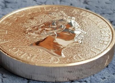 «Золотий» масив: топ-5 найбільших золотих інвестиційних монет світу
