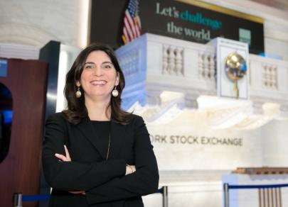 ผู้บริหารหญิง 5 อันดับแรกของตลาดหลักทรัพย์ต่างประเทศ