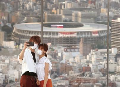 День до старта: Япония в режиме ЧС готовится к открытию Олимпиады