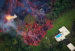 На Гавайях уже шесть недель извергается вулкан Килауэа