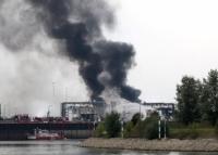 Explosion bei Chemiekonzern BASF in Deutschland