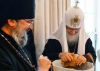 Russisch-orthodoxer Patriarch Kyrill zu Besuch in Großbritannien
