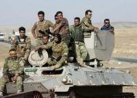 Offensive zur Befreiung der IS-Hochburg Mosul eingeläutet