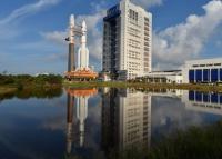 China startet seine bislang stärkste Rakete