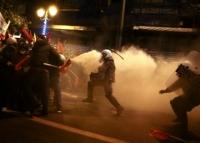 Demonstration gegen Obama-Besuch in Athen