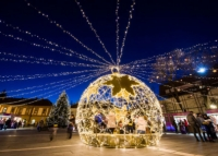 Самые впечатляющие Рождественские ярмарки Европы-2017