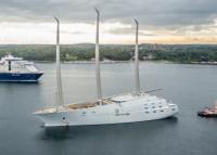 10 kapal layar terbesar di dunia
