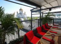 Best panoramic verandas of Moscow