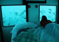 5 удивительных отелей под водой