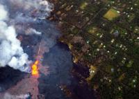 Sopka Kilauea začala před více než šesti týdny soptit
