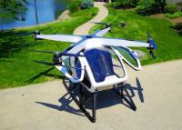 Drones passagers ou l'avenir des véhicules sans pilote