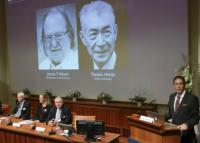 Seznam nositelů Nobelovy ceny za rok 2018