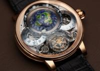 Лучшие часы 2018 года: скрытый циферблат и исключительная механика
