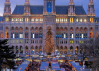 Most Fabulously Decorated Cities For Christmas