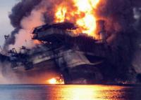 Десять крупнейших разливов нефти в мире