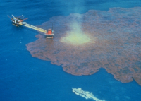 World's ten largest oil spills