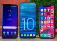 Пять ведущих производителей смартфонов в мире