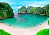 Top 10 amazing world's beaches