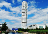 «Изюминки» мегаполисов: восемь «скрученных» зданий мира