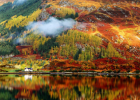 Top seven places for autumn travel