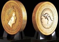 Драгоценная «тяжесть»: топ-7 самых крупных монет мира