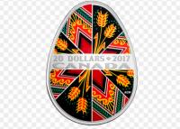Le 5 migliori monete Pysanka del Canada