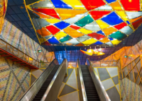 Эстетика и транспорт: 7 оригинальных станций метро