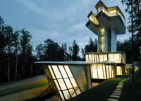 Top 5 futuristických architektonických projektů Zahy Hadid