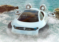 Auto an der Grenze der Fantasie: 8 innovative Konzeptautos