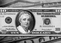 Hidden secrets of US dollar bills
