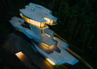 Футурология в архитектуре: топ-7 революционных проектов Захи Хадид
