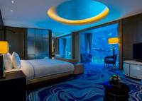 Погрузиться в отдых с головой: 7 самых необычных отелей, расположенных под водой