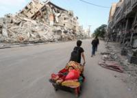 Израиль—Палестина: 3000 ракет, больше 200 погибших и договор о перемирии