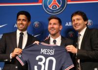 Lionel Messi joins Paris Saint-Germain