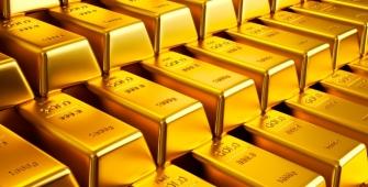 El oro sube después de un mínimo de cinco semanas
