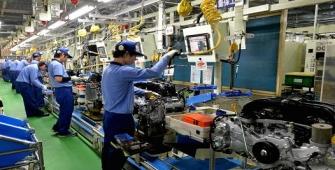 Sector manufacturero de Japón disminuye en mayo