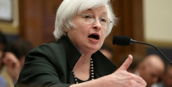 Fed's Yellen Foresees No Impending Financial Crisis