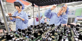 China Industrial Profits Advance In May