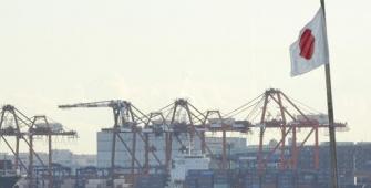 日本出口连续第七个月上涨