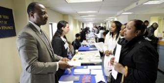 За неделю число заявок на пособие по безработице в США сократилось на 15 тыс.