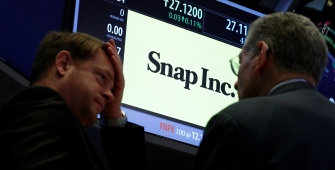 Snap Pressured as Investors Eyes End of Lock-up Periods