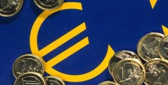 Евро только начал расти