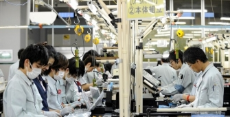 Japanese Manufacturing Growth Falls to 8-Month Low - Flash PMI