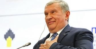 Выплаты правлению «Роснефти» выросли в 4 раза
