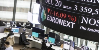 European Shares Boosted by Basic Resources, Eurozone GDP Eyed