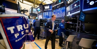 U.S. Stocks Advanced after Trump Announcement, Fed Minutes