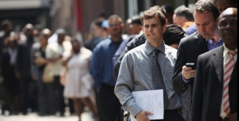 U.S. First-Time Unemployment Claims Drop to Lowest since February