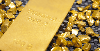 Gold Prices Lower; Investors Cautious Ahead of Jackson Hole Meeting